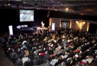 03 - Aproximadamente 400 profesionales asistieron al evento