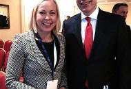 erika_ahlqvuist_vicepresidente_de_comunicaciones_de_sapa_y_borge_brende_en_el_forum_de_energia_noruego__argentino