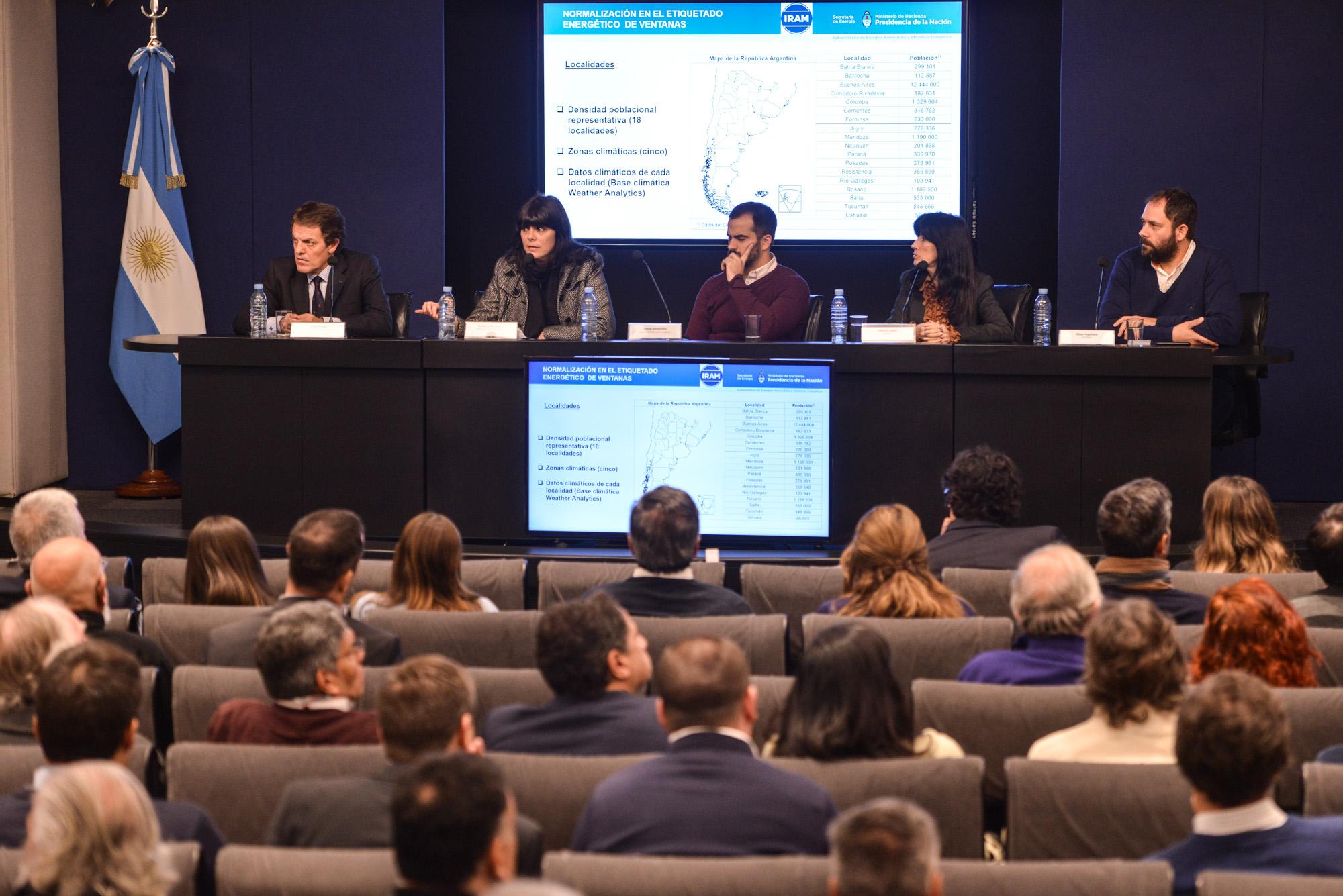 Panel de expertos IRAM INTI AAPVC CAVIPLAN